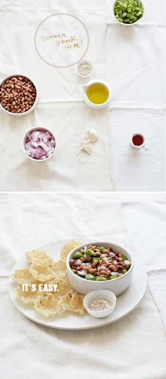 healthy + delicious snack recipe