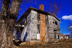 Abandoned by Digital Agent, via Flickr  Bedford Virginia