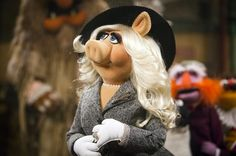 """There is only one Miss Piggy and she is moi!"""
