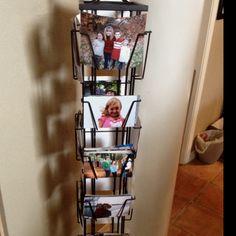 famili pictur, card holders