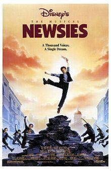 Newsies I want to see it