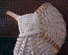 melon basket shaping tip