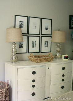 Great dresser & look