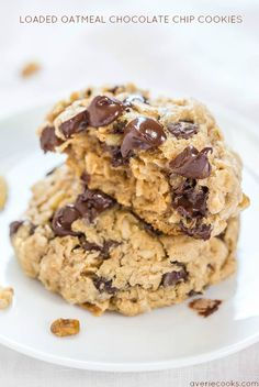 Loaded Oatmeal Choco