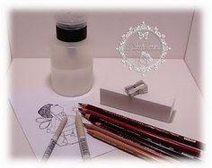 Teddy Bo ...Prismacolour tutorial prismacolour tutori, prismacolour pencil, bo prismacolour