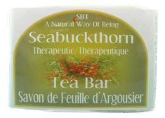 Made with an extract of Sea buckthorn leaves, plus generous amounts of SBT Seabuckthorn Seed and Fruit Oils in a proprietary blend of the most luxurious, all natural vegetable oils makes this cleansing bar the best known effective treatment for adult acne known today.