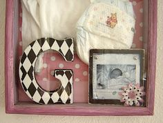 shadow box for babies