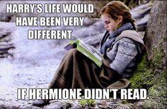 Harry would be dead. DEAD.