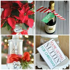Check it off: 5 Ideas to Personalize Store Bought Gifts