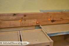 DIY Built-In Bookcases, Part 2 (Making The Wood Countertop)
