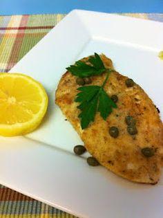 Eat Yourself Skinny!: Chicken Scallopini