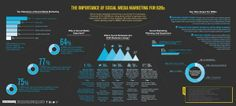 77% of B2B buyers more likely to buy from a company whose CEO uses social | b2bmarketing.net #infographic by momentum