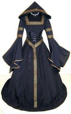 renaissance witch costume, wedding dressses, medieval fashion, civil war dress, period costumes, medieval dress, witch clothing, renaissance fair, medieval wedding