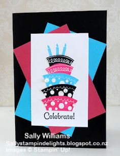 Sally's Stamping Delights