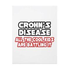 Crohn's Disease...Cool Kids