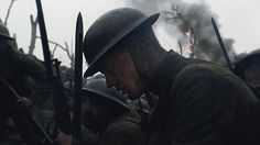 Jimmy Darmody in the trenches