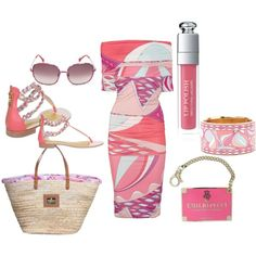 Pucci Summer, created by babbel25.polyvore.com