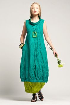 Tunnel Skirt in Lime Carnaby...different colors would be nice