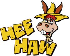 Loved HeeHaw... and not scared to admit it!  hahahaha