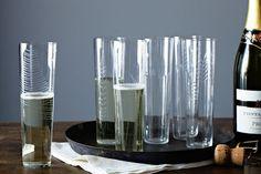 winter wine, etch botan, glass set, botan glass, glasses, festiv wine, holiday wine, kitchen, the holiday