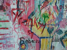 Street Art at the Museum! New Museum First Saturday for Famlies | babesta Our contribution to Draftsmen's Congress/Pawel Althamer