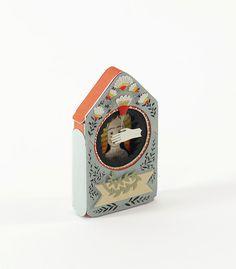 Visionary. New Miniature book by Elsita (Elsa Mora), via Flickr