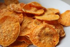 Baked Sweet Potato Crisps | Quick and Easy Meal Ideas www.facebook.com/YouAnew