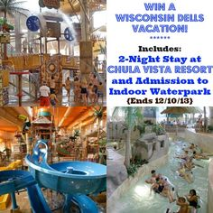 Great giveaway for a mini-vacation!