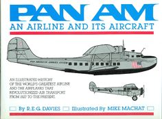 Pan Am Book. Illustrations by Mike Machat. More information at : http://www.mikemachat.com/