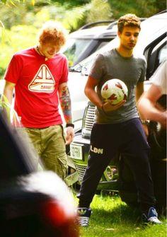 Liam and Ed