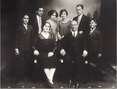 Portrait of The Carvajal family a Spanish Jewish family