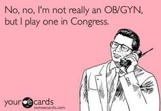 Seems to be a trend among congressmen...