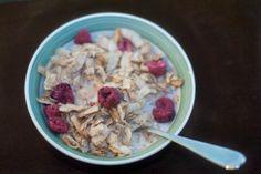 Cinnamon Coconut Crisp Cereal #autoimmunepaleo