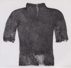 European    Mail Shirt, first half of 16th century    Steel  - Art Institute of Chicago