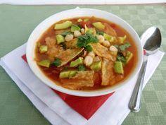 Vegan Posole ( Mexican Hominy Soup)