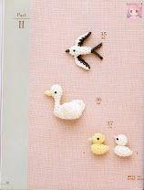 Aplicaciones en crochet on pinterest crochet appliques - Aplicaciones en crochet ...
