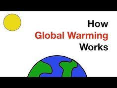 How Global Warming Works in Under 4 Minutes #Science #Global_Warming #Climate