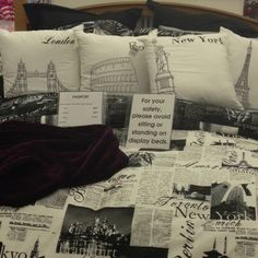Dorm Room Ncsu On Pinterest Travel Themed Bedrooms
