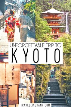 The best itinerary to spend 3 days in Kyoto in autumn! If you're planning a Japan fall vacation you should absolutely visit Kyoto as well. Fashion, history, amazing colors and delicious food: autumn in Japan and Kyoto never disappoint! | #japan #falltravel #kyoto