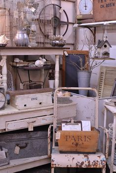 if it's peely, rusty, uneven, odd, curly, cute, tarnished....i find it beautiful.  thanks faded charm cottage