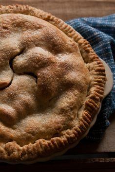 Pear Pie (gluten free)
