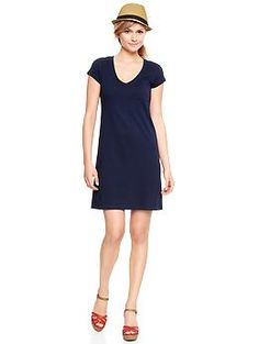 T-shirt pocket dress | Gap