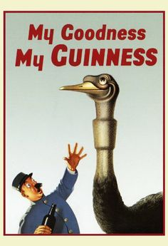 Vintage Guinness #ad