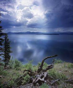 Priest Lake.