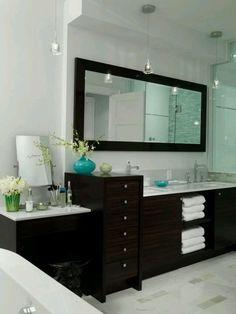 Looks like an Ikea bathroom.