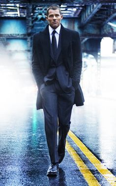 The Fall 2013 Fashion Preview starring James Marsden