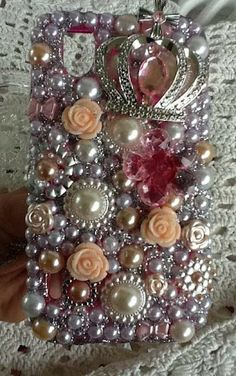 Cell phone case - Shabby Scraps