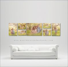 Created with the Photographer's Wall Display Guides with images from Munckins & Mohawks. #photography