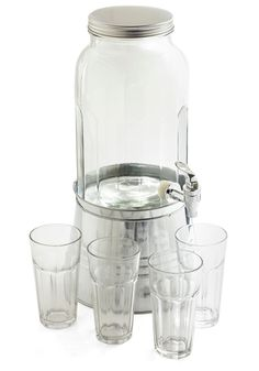 BYOBrilliant Drink Dispenser Set
