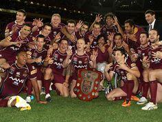State of Origin Winners #NRL #Rugby #League #Origin #Maroon #Qld #Queensland #Queenslander